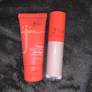 Juvia's Place foundation and concealer